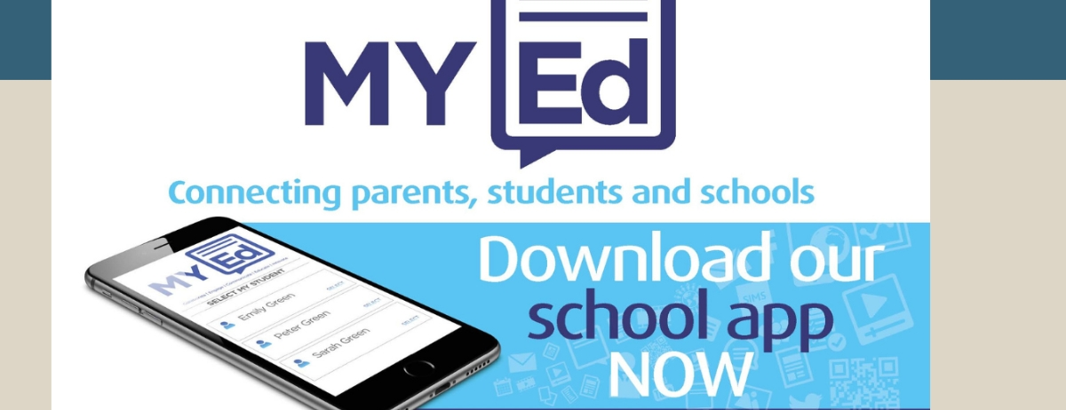 Have you downloaded the MyEd app?