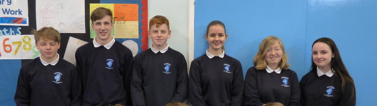 Maths Challenge Winners