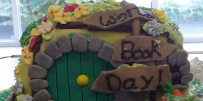 Ivanhoe World Book Day Bake Off