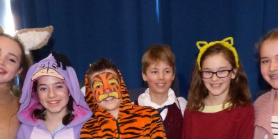 Ivanhoe World Book Day Costumes