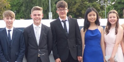Year 9 Leavers Dance Photos