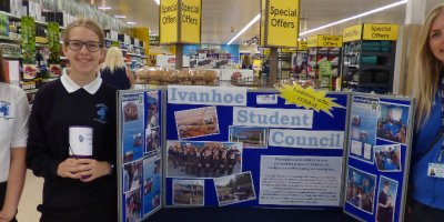 Tesco Bag Pack Fundraiser